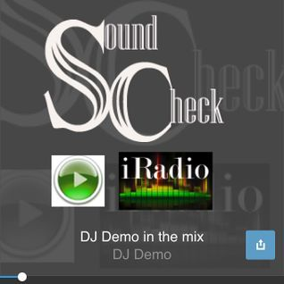 Soundcheck iRadio Mix 1