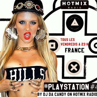 DJ DA CANDY - PLAYSTATION #4 RADIOSHOW ON HOTMIX RADIO FRANCE