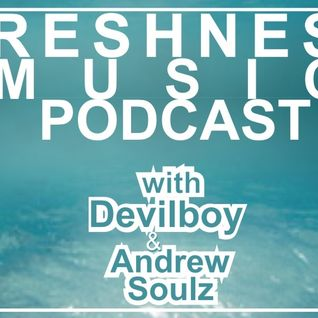 Freshness podcast #2 - Guestmix by Bulb