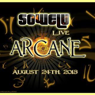 Sowelu - Live @ Arcane, LA Aug 2013