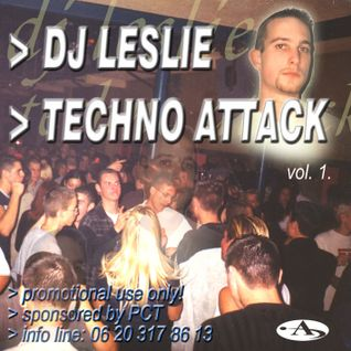Leslie Smith - Techno Attack Vol. 1 (Nov-2000)