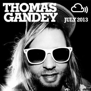 THOMAS GANDEY - IBIZA CLOUDCAST - JULY 2013