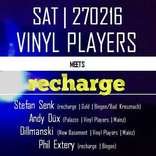 Stefan Senk - Live at Vinyl Players / Baron Mainz 2016-02-27