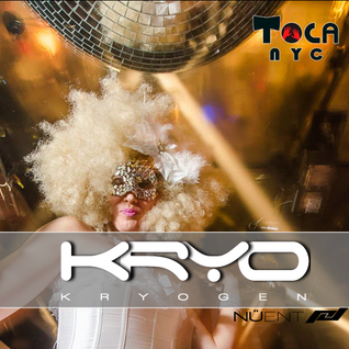 Kryogen - TOCA Summer White Party Live @ Cielo NYC (Openset) 7.26.13