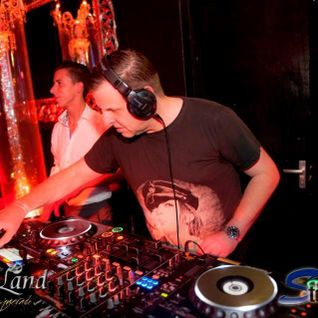 delePaans live @ Crazyland 15yrs - the House of Tech