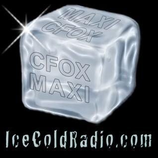 CFox & Maxi at Ice Cold Radio - 16.10.12