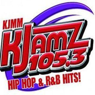 "DJ Priority & Big City Show KJAMZ 105.3FM Special ""A Tribe Called Quest"" Tribute Mix - 8/18/2014"
