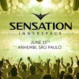 Mr. White - Live @ Sensation Innerspace (Brazil) - 15.06.2013