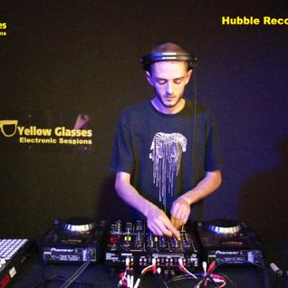 Yellow Glasses Electronic Sessions - Hubble Recordings Showcase - Zurk