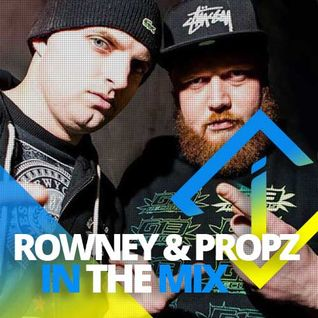 Innovation In The Sun 2016 - Rowney & Propz In The Mix