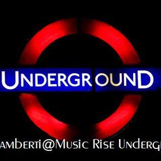 Klem Lamberti@Music Rise - Underground
