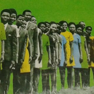 Continental Drift: Private Press, Field Recordings and Odd Pop Music From Africa