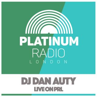 DJ Dan Auty / Thursday 28th Jan 2016 @ 6pm - Recorded Live on PRLlive.com