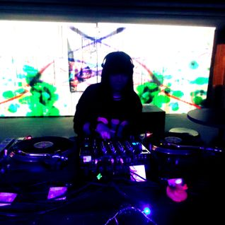 feryne@Night Sirens pres. techno night,Kuplung 2015.04.17