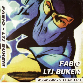 LTJ Bukem - Atomic Jam Assassins Chapter 1 x Back in the Day Live 20.04.96