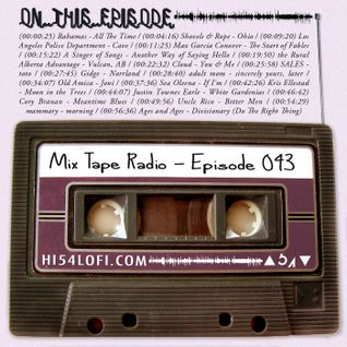Mix Tape Radio | EPISODE 043