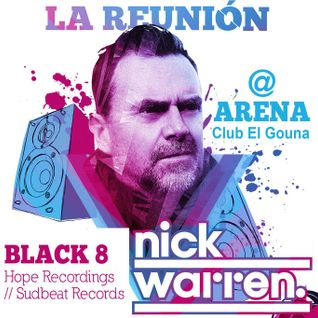 Black 8 @La Reunion - Arena Club, El Gouna (14-08-2015)