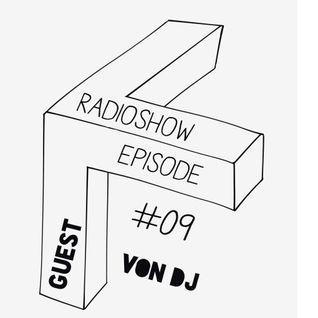 Mussafa - Radioshow Episode #09 (Special Guest VON DJ)