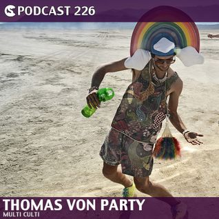 CS Podcast 226: Thomas Von Party