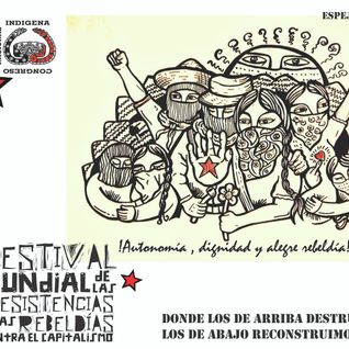 Don Aureliano, comunidad p'urhepecha de Comachuen, Michoacan denuncia lo que sucede en su pueblo