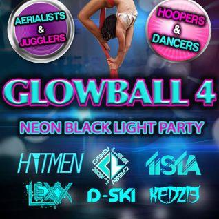 Hitmen - Glowball 4 @ The Rave, MKE (7-25-14)