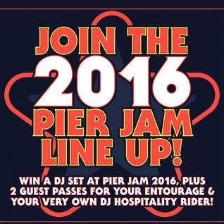 PierJam 2016 DJ Comp -- Mixed by Craig Dewart