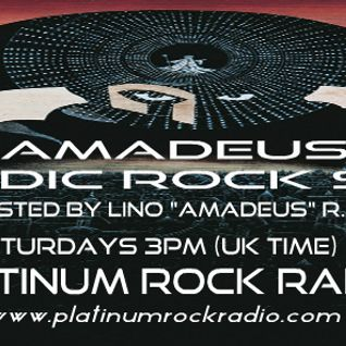 AmadeuS Melodic Rock Show #33 - Nov. 7th 2015