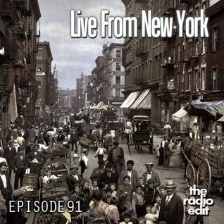 Radio Edit – Live From New York