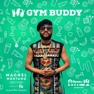 2MV Gym Buddy Volume 1 - The Best Of Machel Montano Edition