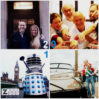 ZoneOneRadio's Best of 2013 - show 2 of 2 with Michel Roux Jr, Duncan Goodhew and @BriggsNicholas --
