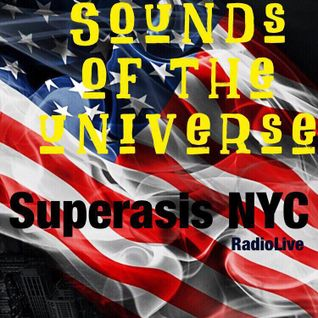 202.-SONIDOS DEL UNIVERSO -RADIOSHOW-by SUPERASIS@Manhattan,NYC#16TH September 2016 EPISODE 202