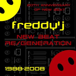 Freddy'j aka Umwelt : New Beat Re-Generation Mix (1988)