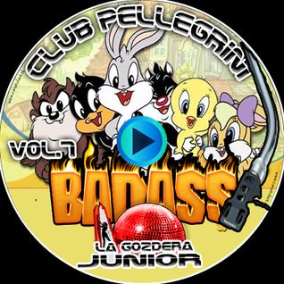 DJ SET CLUB PELLEGRINI VOL.7@JUNIOR STAGE SESSION... BAD ASS DJ AND FRIENDS.... 2.30 HS LIVE SET