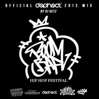 Dephect Boom Bap Festival 2013 Mix by DJ GETZ