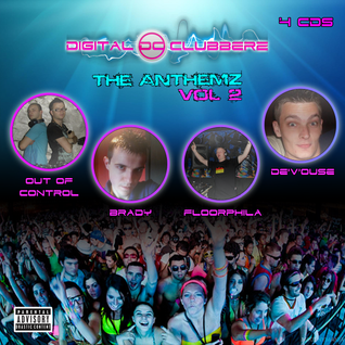 DC Anthemz Vol 2 Disc 1. Out Of Control - Hardstyle