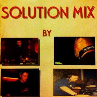 Solution Mix by Dave Clarke / Claude Young / Umek / Ben Sims