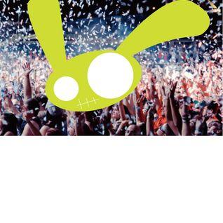 R Rabbits.Code23 - 2015 Winter Electro Sound  Promotion DJ Set Mix