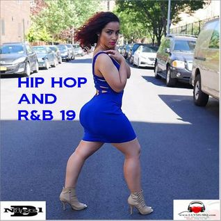 NIGEL B (HIP HOP AND R&B 19)