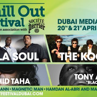 The Chill Out Festival Mix with Simon Reid
