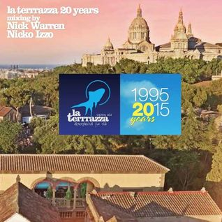 Nick Warren - La Terrrazza 20Years Compilations (1995-2015)