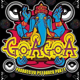 DJ-Set @ GoaGoa XL (20.02.2016)