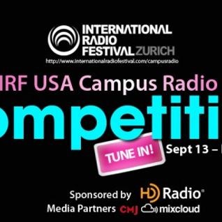 IRF Submission for the Best US College Music Radio Show - 7