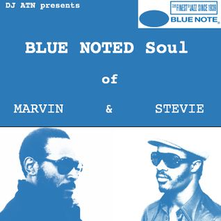 Blue Noted Souls of Marvin & Stevie by ATN