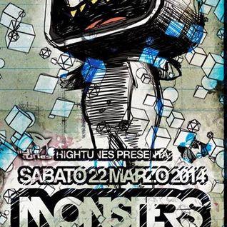 Mix Set Monster of Dnb