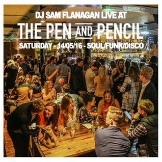 Pen & Pencil Live Soul/Funk/Disco Peak Time Mix