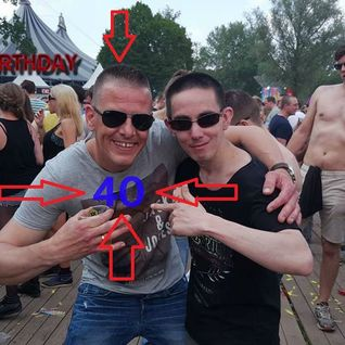wesley verstegen hardstyle live mix birthdaybash 40