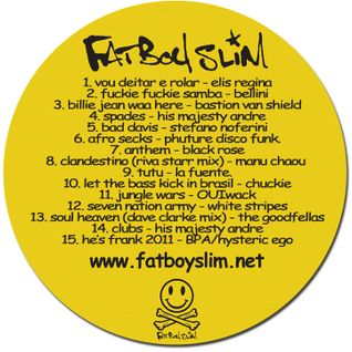 Fatboy Slim - Brazil Mixtape 2011