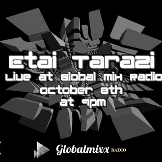 Etai Tarazi Live @ Global Mix Radio
