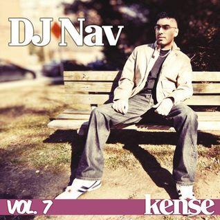 DJ Nav Mix for Kense Blog August 2012
