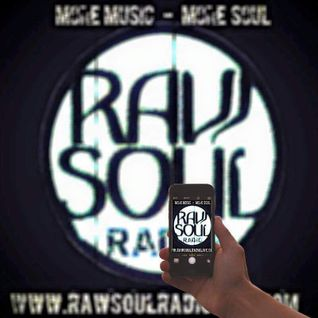 THE SOUL EXP SHOW ON RAW SOUL RADIO 24/11/2016